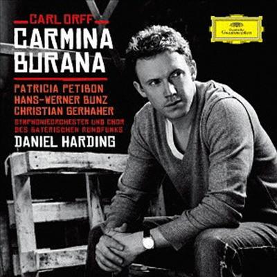오르프: 카르미나 부라나 (Orff: Carmina Burana) (SHM-CD)(일본반) - Daniel Harding