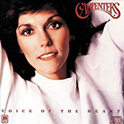 Carpenters - Voice Of The Heart (180G)(LP)