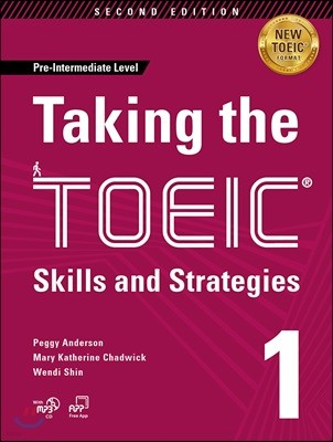 Taking the TOEIC 1, 2/E
