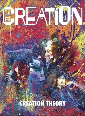 The Creation (크리에이션) - Creation Theory (Deluxe Box Edition)