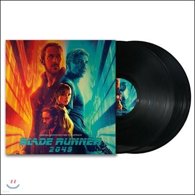 블레이드 러너 2049 영화음악 (Blade Runner 2049 OST by Hans Zimmer) [2 LP]