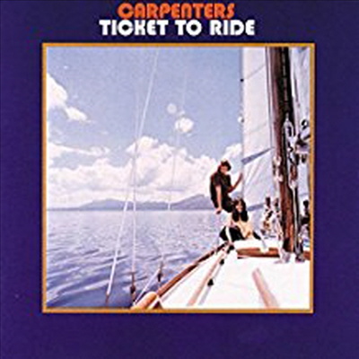 Carpenters - Ticket To Ride (Remastered)(Limited Edition)(180G)(LP)