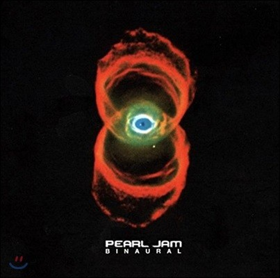 Pearl Jam (펄잼) - Binaural (2017 Packaging)
