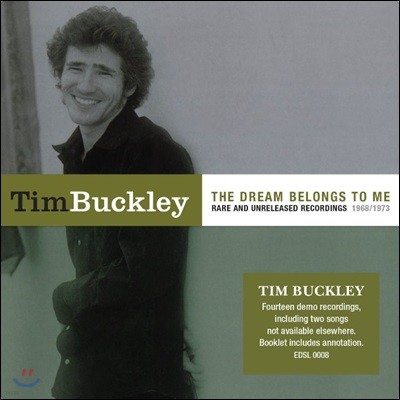 Tim Buckley (팀 버클리) - The Dream Belongs To Me: Rare And Unreleased Recordings 1968/1973