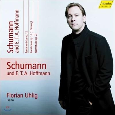 Florian Uhlig 슈만: 피아노 작품 전곡 11집 - 슈만과 E.T.A. 호프만 (Schumann and E.T.A. Hoffmann)