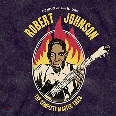 Robert Johnson (로버트 존슨) - The Complete Master Takes [2 LP]