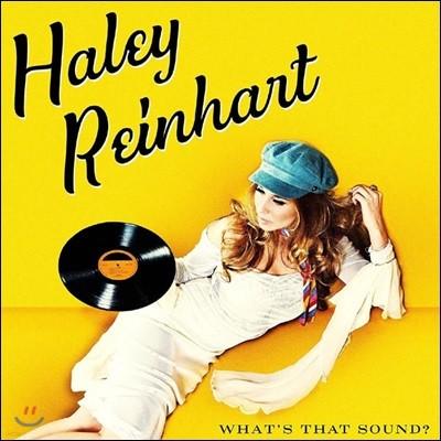 Haley Reinhart (헤일리 레인하트) - What's That Sound? [LP]