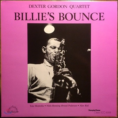 Dexter Gordon - Billie's Bounce [LP]