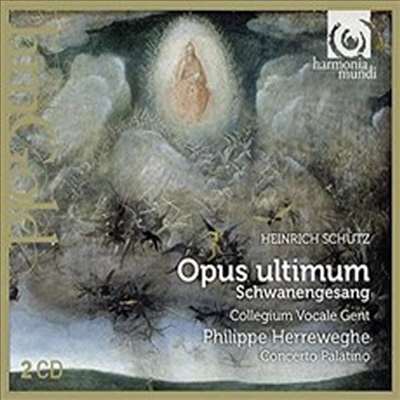 쉬츠: 백조의 노래 - 시편 119 (Schutz: Opus Ultimum) - Philippe Herreweghe