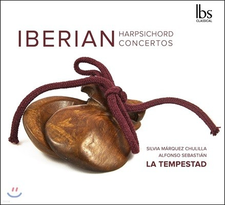 La Tempestad 팔로미노 / 나로 / 페르골레지: 하프시코드 협주곡 (Iberian - Palomino / Narro / Pergolesi: Harpsichord Concertos)