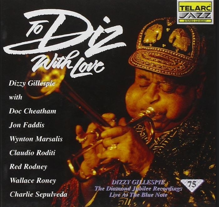 Dizzy Gillespie - To Diz With Love : Live At The Blue Note수입