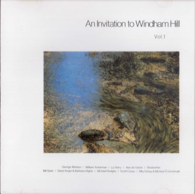 An Invitation To Windham Hill vol.1 일본반