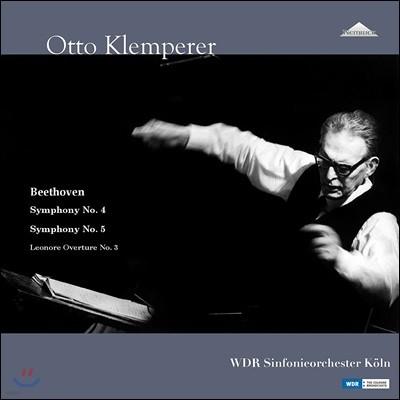 Otto Klemperer 베토벤: 교향곡 4번 5번 (Beethoven: Symphony Op.60 & Op.67) [2 LP]