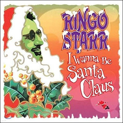 Ringo Starr (링고 스타) - I Wanna Be Santa Claus [LP]