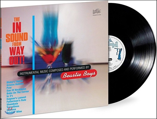 Beastie Boys (비스티 보이즈) - The In Sound From Way Out! [LP]
