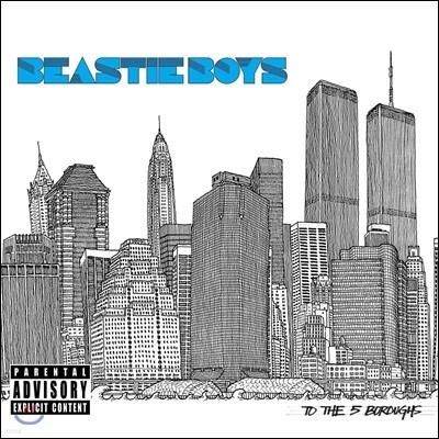 Beastie Boys (비스티 보이즈) - To The 5 Boroughs [2 LP]