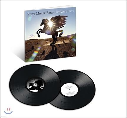 Steve Miller Band - Ultimate Hits 베스트 앨범 [2LP]