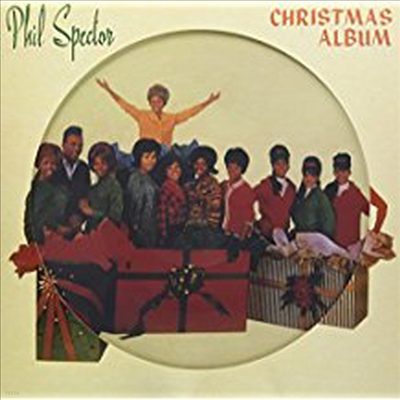 Phil Spector - Phil Spector Christmas Album (A Christmas Gift For You) (Ltd. Ed)(180G)(Picture Disc)(LP)