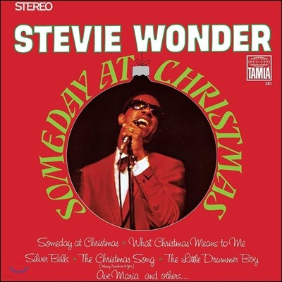 Stevie Wonder (스티비 원더) - Someday At Christmas [LP]