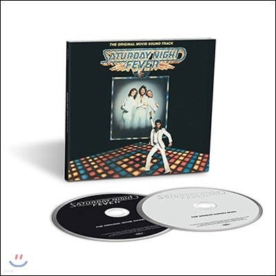 토요일밤의 열기 영화음악 (Saturday Night Fever OST) [40th Anniversary Deluxe Edition]