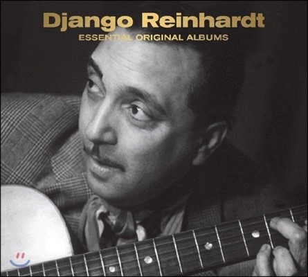 Django Reinhardt (장고 라인하르트) - Essential Original Albums