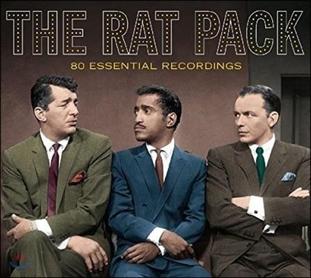 Rat Pack (렛 팩) - 80 Essential Recordings