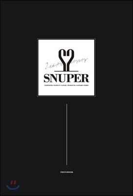 스누퍼 (Snuper) - SNUPER 2nd Anniversary Photobook