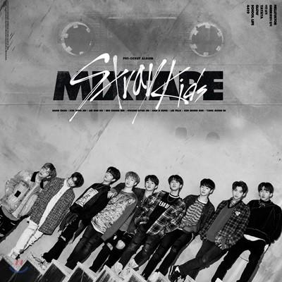 스트레이 키즈 (Stray Kids) - Mixtape