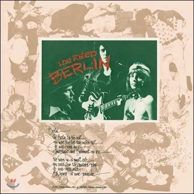 Lou Reed (루 리드) - Berlin [LP]