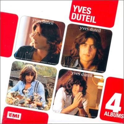 Yves Duteil - 4 Albums