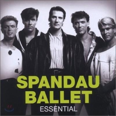 Spandau Ballet - Essential Spandau Ballet