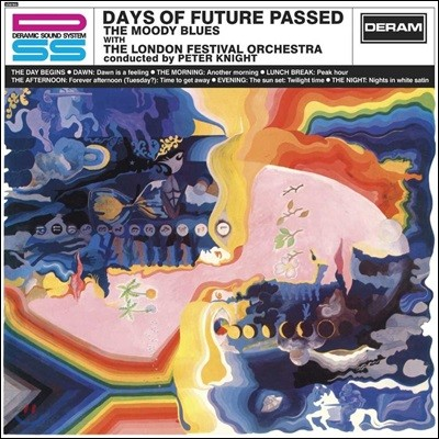 Moody Blues (무디 블루스) - Days Of Future Passed [50th Anniversary]