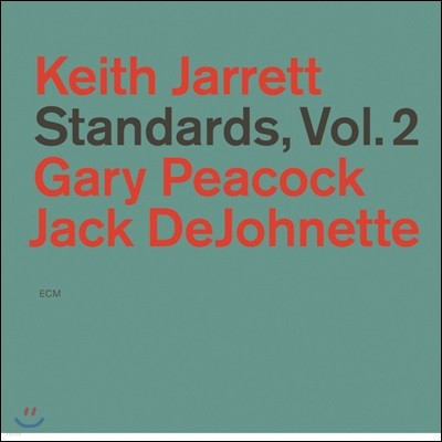Keith Jarrett (키스 자렛) - Standards, Vol.2 [Limited Edition]