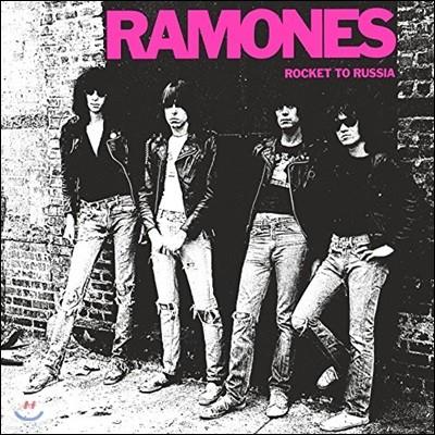 Ramones (라몬즈) - Rocket To Russia [발매 40주년 기념 에디션]