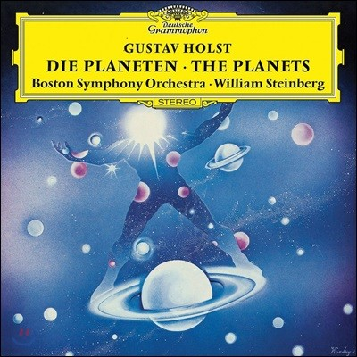 William Steinberg 홀스트: 행성 (Holst: The Planets Op.32) [LP]