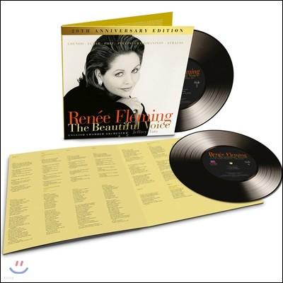 Renee Fleming 르네 플레밍 - 아름다운 목소리 (The Beautiful Voice) [발매 20주년 기념 2 LP 한정반]