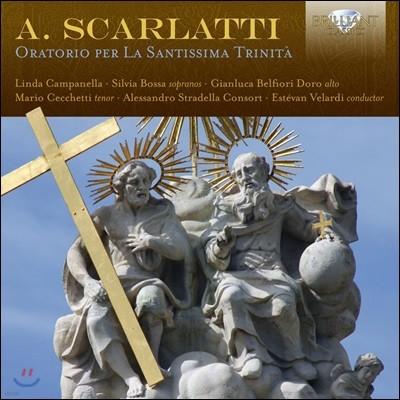 Alessandro Stradella Consort 스카를라티: 성 삼위일체를 위한 오라토리오 (A. Scarlatti: Oratorio per La Santissima Trinita)