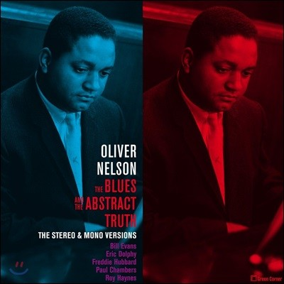 Oliver Nelson (올리버 넬슨) - Blues and the Abstract Truth (Stereo & Mono Versions) [2 LP]
