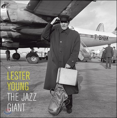 Lester Young (레스터 영) - The Jazz Giant [LP]