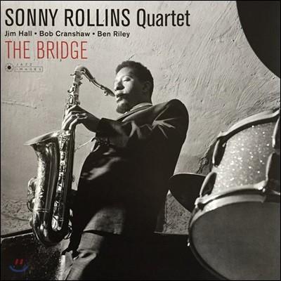 Sonny Rollins Quartet (소니 롤린스 쿼텟) - The Bridge [LP]