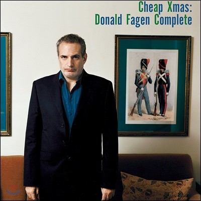 Donald Fagen (도날드 페이건) - Cheap XMAS : Donald Fagen Complete [7 LP Deluxe Edition]