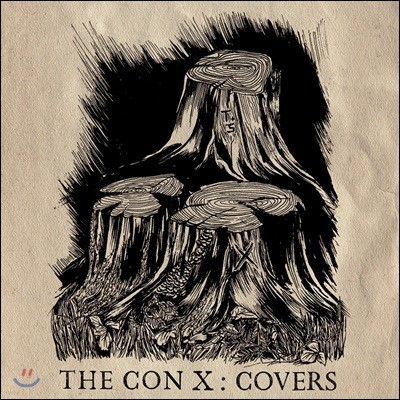Tegan and Sara (티건 앤 사라) - The Con X: Covers [LP]