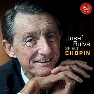 Josef Bulva 요제프 불바가 연주하는 쇼팽 - 폴로네즈, 왈츠, 스케르초 2번, 발라드 외 (Spielt Chopin: Piano Music)