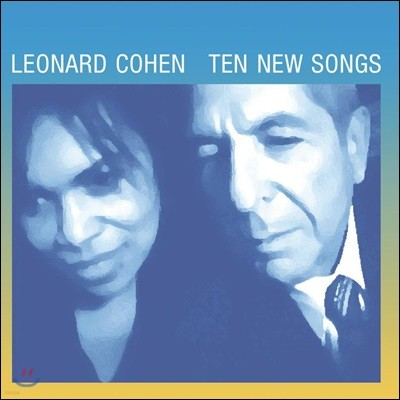 Leonard Cohen (레너드 코헨) - Ten New Songs [LP]