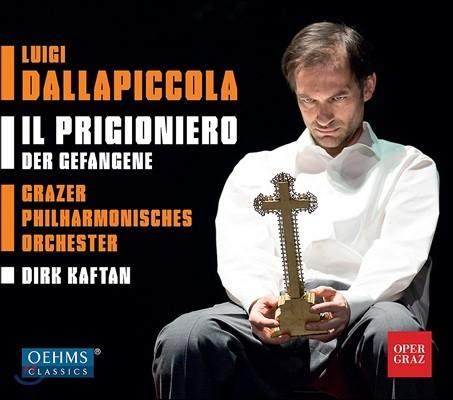 Dirk Kaftan 루이지 달라피콜라: 오페라 '죄수' (Luigi Dallapiccola: Il Prigioniero)