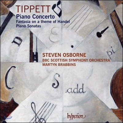 Steven Osborne 마이클 티펫: 피아노 협주곡 전곡집 (Michael Tippett: t - The complete music for piano)