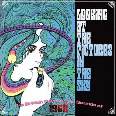 Looking At The Pictures In The Sky: The British Psychedelic Sounds of 1968