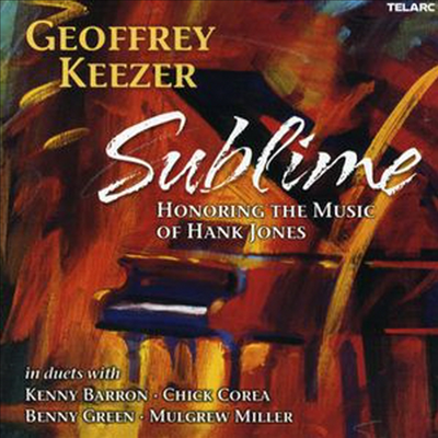 Geoff Keezer - Sublime: Honoring the Music of Hank Jones