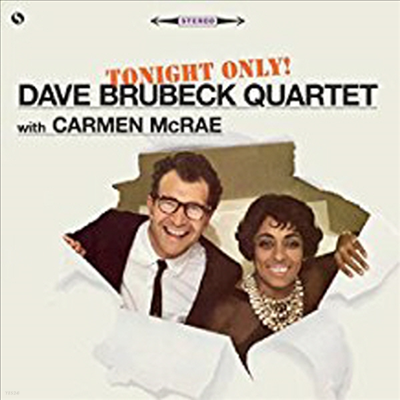 Dave Brubeck Quartet With Carmen Mcrae - Tonight Only (Remastered)(Limited Edition)(180G)(LP)