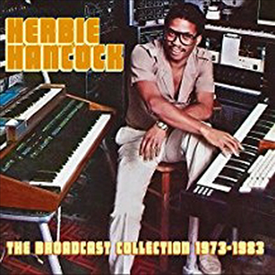 Herbie Hancock - The Broadcast Collection 1973-1983 (8CD)